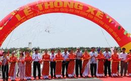 Quảng Bình: Khánh thành nhiều công trình trên tuyến QL1 và 1A