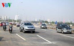 Thông xe Dự án I cao tốc TP HCM  Long Thành  Dầu Giây