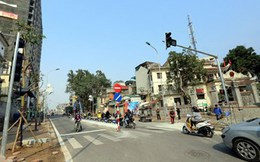 Dự án mở đường Kim Mã - Trần Phú (Hà Nội): 18 hộ dân mất tiền đền bù