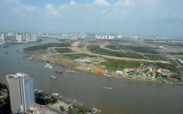 TPHCM điều chỉnh đồ án quy hoạch Vùng châu thổ phía Nam thuộc KĐT Thủ Thiêm