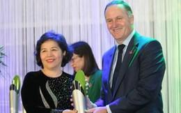 4 người Việt Nam vinh dự nhận giải New Zealand ASEAN