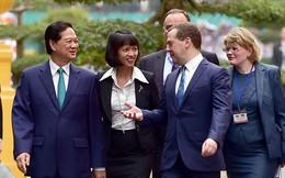 17 dự án được Việt - Nga ưu tiên trong năm 2015