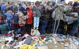 Đến lượt Áo dựng hàng rào chặn người tị nạn