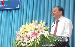 Ông Nguyễn Thành Phong giữ chức Phó Bí thư Thành ủy TP HCM