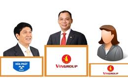 Cần ít nhất 1.500 tỷ để gia nhập Top10 người giàu nhất TTCK Việt Nam 2015