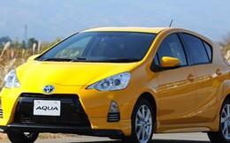Toyota giữ vị trí dẫn đầu trong thị phần xe hơi nội địa Nhật Bản