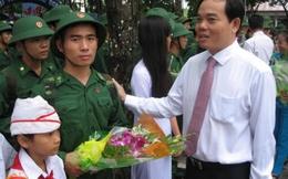 Ông Trần Lưu Quang tiếp tục giữ chức Bí thư Tỉnh ủy Tây Ninh