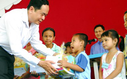 Ông Trần Thanh Mẫn giữ chức Phó Chủ tịch chuyên trách MTTQ