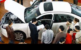 Giá xe nhấp nhổm điều chỉnh theo thuế?
