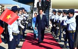Thủ tướng Nguyễn Tấn Dũng tới Bồ Đào Nha