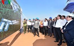 Thủ tướng kiểm tra tiến độ triển khai dự án Bauxit – Alumin Nhân Cơ