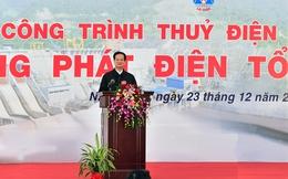 Thủy điện Lai Châu có doanh số 7.000 tỷ đồng/năm