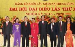 Ông Đào Ngọc Dung tái cử Bí thư Đảng ủy Khối cơ quan Trung ương