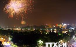 Hà Nội xét kế hoạch bắn pháo hoa thường xuyên ở gần cầu Nhật Tân