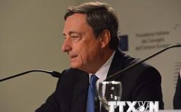 M. Draghi: ECB không còn giải pháp khác chống giảm phát ngoài QE