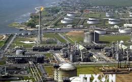 Shell mở lại hai đường ống dẫn dầu chủ chốt ở Nigeria