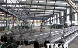 Lo ngại thép rẻ của Trung Quốc tràn vào thị trường Việt Nam