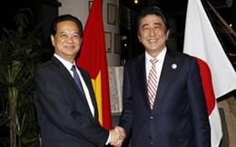 Nhật Bản cung cấp ODA cho Việt Nam đạt mức kỷ lục 2,5 tỷ USD