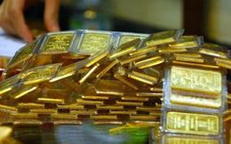 Vàng tăng giá lên 35,3 triệu đồng/lượng