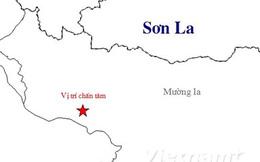 Sơn La: Xuất hiện động đất 2,8 độ Richter tại huyện Mường La
