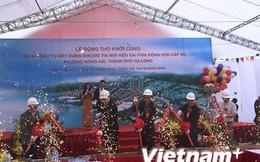 Khởi công dự án khu đô thị nghìn tỷ tại thành phố Hạ Long