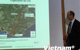Pháp công bố kết quả ban đầu của hộp đen máy bay bị nạn