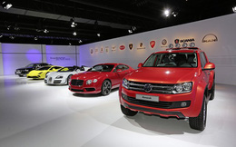 Volkswagen sở hữu những thương hiệu nào?