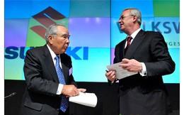 """Suzuki và Volkswagen sẽ """"ly hôn"""""""