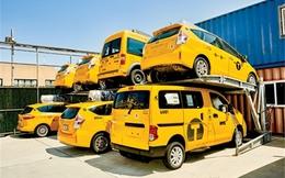 """""""Cái chết"""" của ngành taxi truyền thống"""