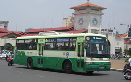 TP.HCM: Lo phá sản kế hoạch phát triển hệ thống xe công cộng