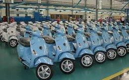 Piaggio Việt Nam triệu hồi 628 xe nhập khẩu bị dính lỗi