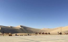 """Trung Quốc hối hả hồi sinh """"con đường tơ lụa"""""""