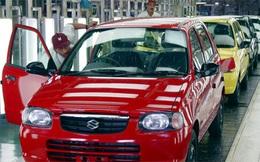 Đến lượt Suzuki dính bê bối, cổ phiếu lao dốc chóng mặt