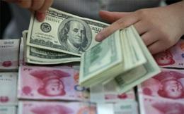 Dự trữ ngoại hối Trung Quốc giảm mạnh chưa từng thấy
