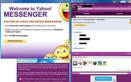 """Yahoo Messenger cũ sắp bị """"khai tử"""" sau 18 năm tồn tại"""