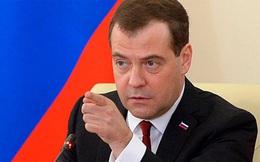 Thủ tướng Nga tuyên bố hết tiền tăng lương hưu