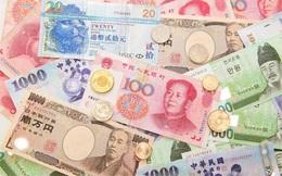 Các đồng tiền châu Á tăng giá mạnh
