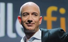 Sếp Amazon kiếm 6 tỷ USD trong một ngày