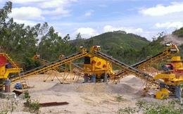 Tecgroup triển khai nhiều hợp đồng cung ứng đá tại Mỏ đá ở Bình Định