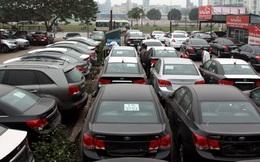 """Doanh nghiệp ô tô """"kêu"""" khó khi tính thuế mới"""