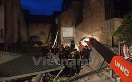 Hà Nội: Khởi tố hình sự vụ sập nhà ở Cửa Bắc làm 2 người chết