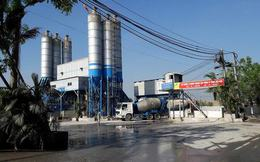 Quận Hoàng Mai – Hà Nội: Hàng loạt các trạm trộn bê tông không phép ngang nhiên hoạt động