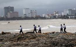 Lấp vịnh Nha Trang, doanh nghiệp bị phạt 200 triệu đồng