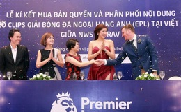 Lần đầu tiên có nhiều đơn vị tại Việt Nam được phân phối bản quyền clip giải ngoại hạng Anh trên Internet