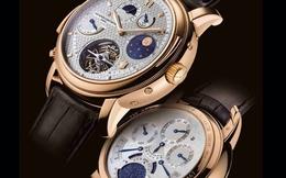 Những chiếc đồng hồ triệu đô: Kiệt tác không chỉ đơn giản để xem giờ