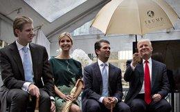 Khó tách bạch 'doanh nhân Trump' với 'tổng thống Trump'