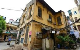 Hà Nội cho phép xây dựng lại 2 nhà biệt thự trên địa bàn quận Hoàn Kiếm