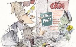 Quy định không nói tục, chửi bậy trong chung cư: Cấm nhiều, không xử phạt được ai!