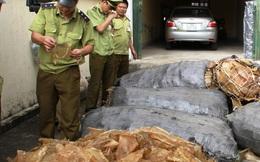 Bắt giữ 1,3 tấn bì heo hôi thối đưa vào TP HCM tiêu thụ