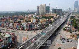 Tháng 6/2016 xây dựng cầu cạn cao tốc Mai Dịch-Nam Thăng Long